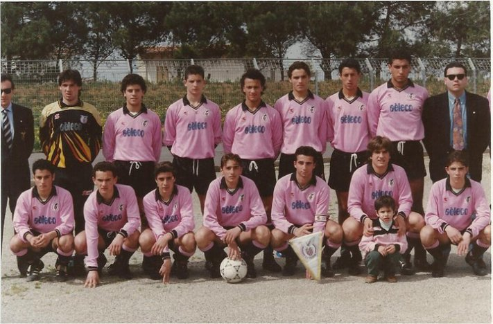 palermo primavera 1991-1992